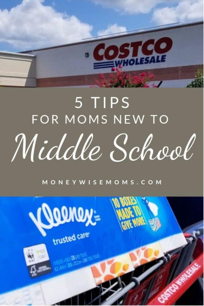 How moms of middle schoolers can support teachers and schools during the middle school years
