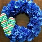 5 dollar summer wreath