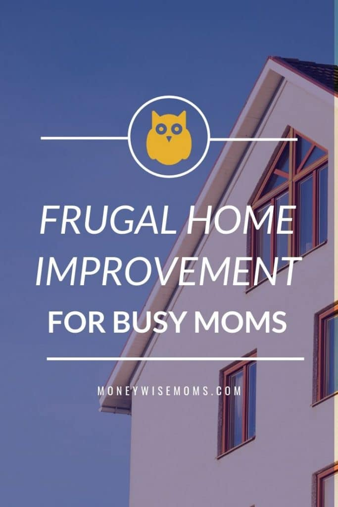 Frugal DIY Home Improvement