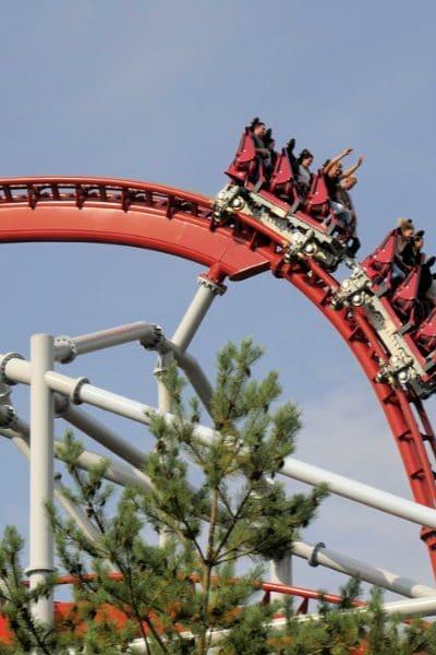 Washington DC Theme Parks for Thrill Seeking Families