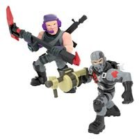 Fortnite Battle Royale Collection: Sub Commander & Havoc Twitch Prime 2 Pack of Action Figures (Amazon Exclusive)