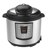 Instant Pot 6qt 6-in-1 Multi-Use Programmable Pressure Cooker, Slow Cooker, Rice Cooker, Saute, Steamer, and Warmer