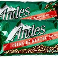 Andes Creme de Menthe Chocolate Mint Baking Chips 10oz - 2 Pack