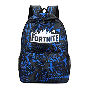 Blue Cascade Backpack for Gaming Kids