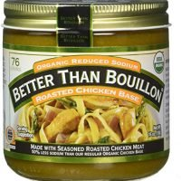 Better Than Bouillon Organic Chicken Base, Reduced Sodium, 16 oz