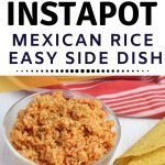 Easy Side Dish Mexican Rice