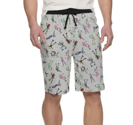Men's Fortnite Stick Dance Jams Shorts