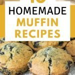 Homemade Muffin Recipes - easy recipes for the whole family
