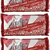 Andes, Peppermint Crunch Baking Chips, 10oz Bag
