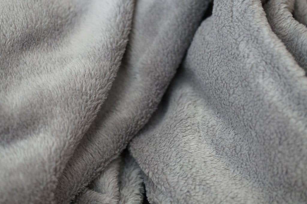 Plush blanket - gifts for people who are always cold