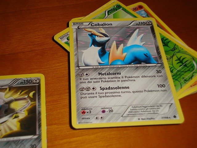 Pokemon trading cards - DIY Pokemon Gifts
