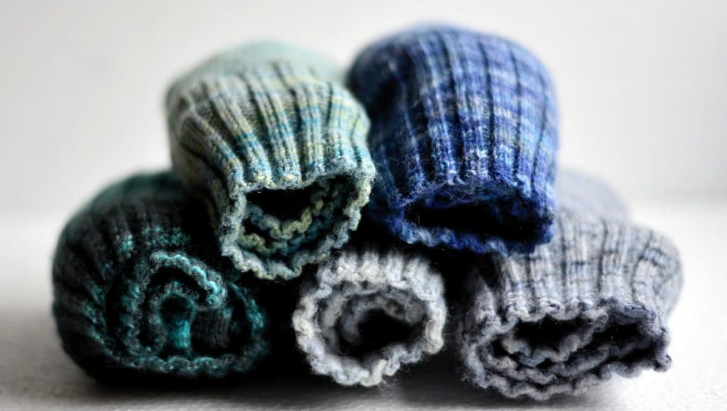 Wool socks - perfect gift for someone who is always cold
