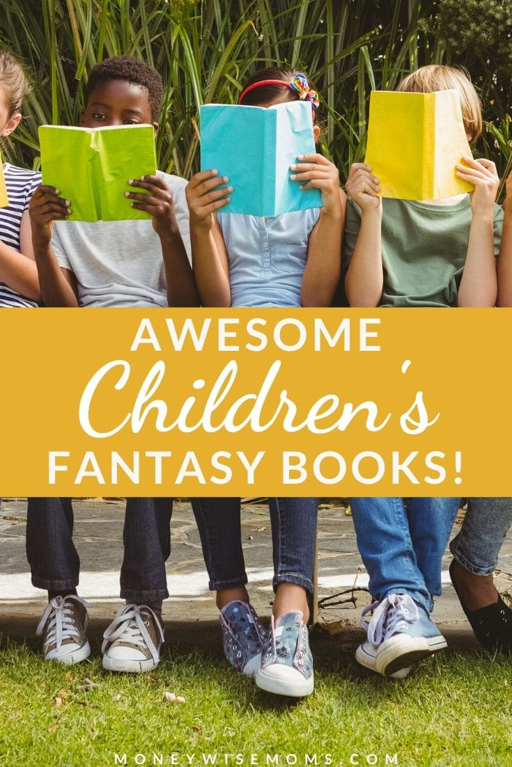 My 9-year-old twin daughters are voracious readers who happen to love fantasy books. They helped me pull this list together after several of my husband's coworkers asked for recommendations of Children's Fantasy Books with Strong Heroines.
