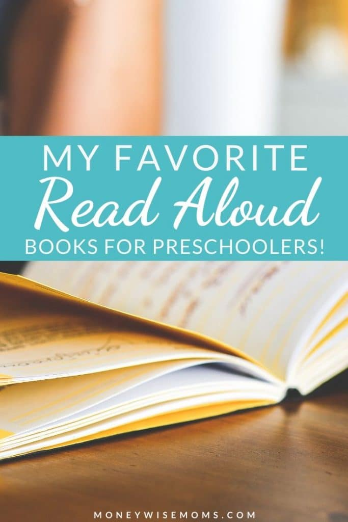My nephews will be 9 months and 2 years old this holiday season, so I've been talking to my kids about what books would make great gifts for them. We talked about what their favorite read aloud books were during those early years,