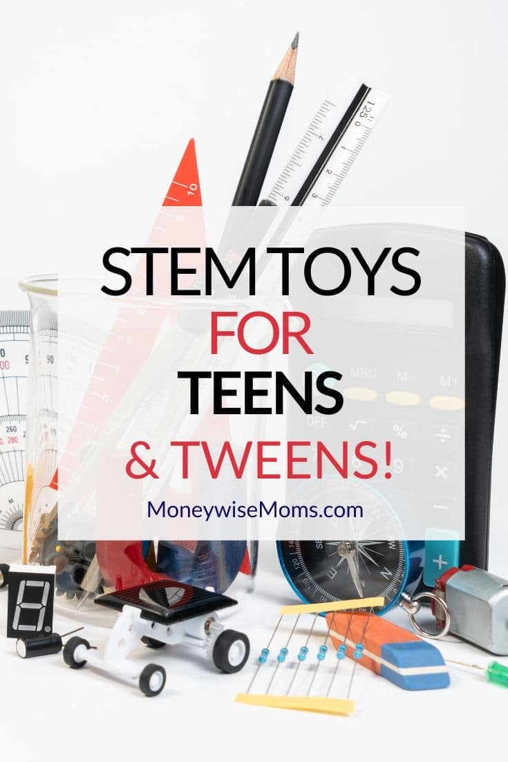 Shopping for older kids can be tricky, but most love doing something active--as with these STEM Toys! Move up from building blocks and basic Lego to robotic kits, circuitry boards, and coding.