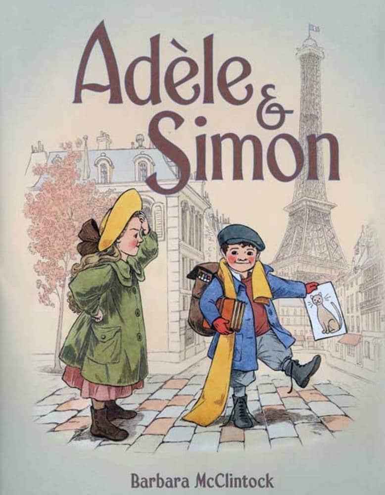 Adele & Simon - favorite kids books