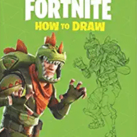 FORTNITE: How to Draw (Official Fortnite Books)