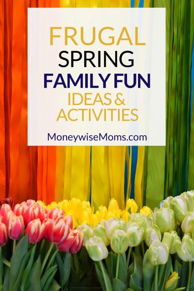 Free and Frugal Spring Fun for Families