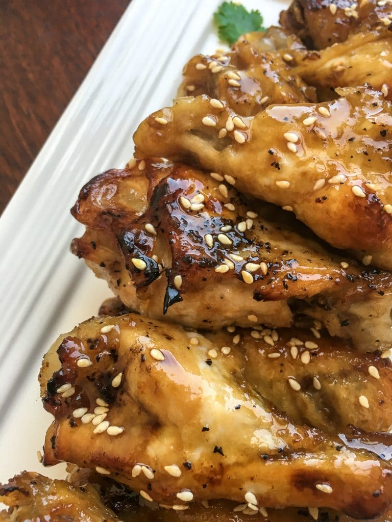 Making Instant Pot wings is quick and simple. These Asian Chicken Wings in the pressure cooker save time, money, and hassle in the kitchen!