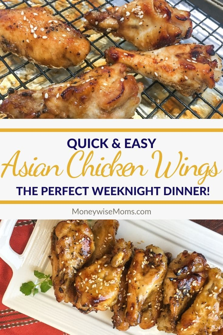 Nothing beats the convenience of an Instant Pot for quick, easy, and healthier chicken wings. Once cooked, a quick trip under the broiler is all you need to get that nice crispy finish on these Asian chicken wings.