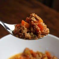 Beanless Instant Pot Chili Recipe