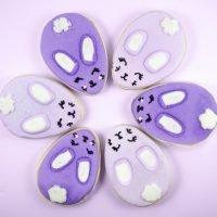 Easter Bunny Cookies Decorating Tutorial