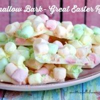 Marshmallow Bark Recipe: Great For Easter