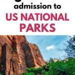 US National Parks - get in free