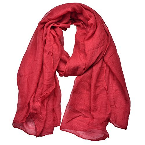 Woogwin Light Soft Fashion Scarf Shawl Wrap