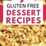 GF Dessert Recipes