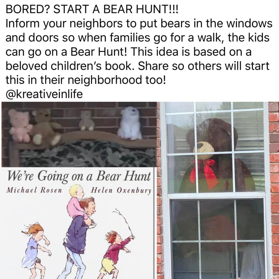 Bear Hunt by Kreative in Life