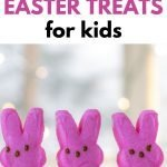 Easter party treats for kids
