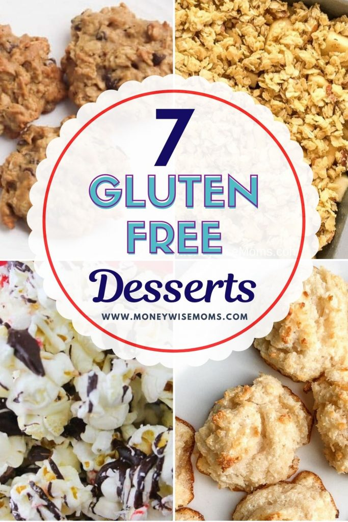 Sweet Gluten Free Desserts to Make