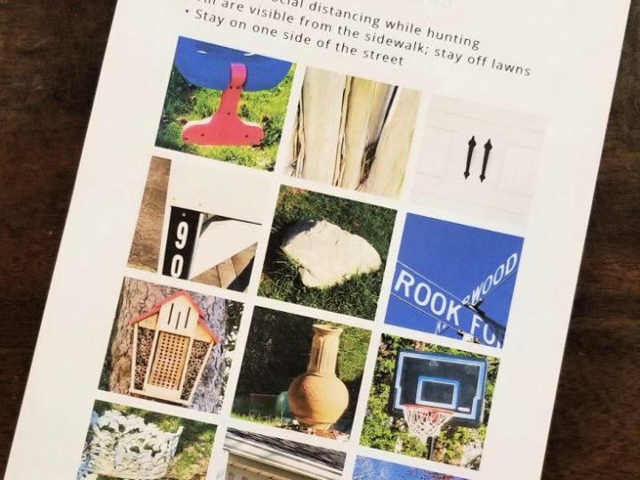 DIY Photo Scavenger Hunt