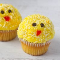 Baby Chick Cupcakes - The Easiest Easter Dessert