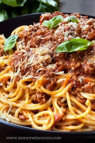The Best Ground Turkey Pasta Recipes
