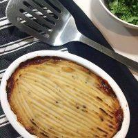 Vegan Lentil Shepherds Pie