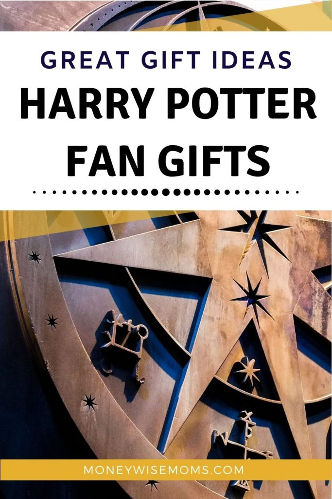 gift ideas for harry potter fans