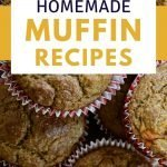 Homemade Muffin Recipes to make for kids
