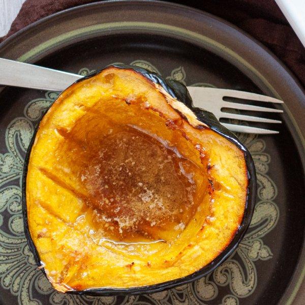 Baked Acorn Squash Recipe SQ