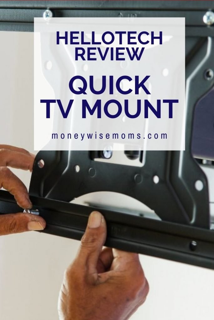Hands on TV mount - Hello Tech review