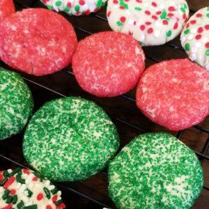 Sprinkle Sugar Cookie Recipe