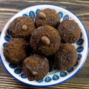 Truffles Chocolate Coffee