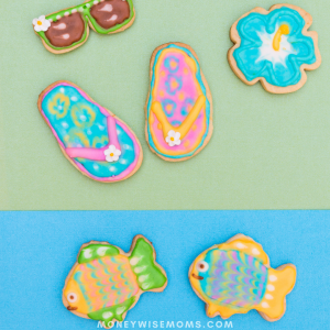 Featured image showing some summer cookies recipes.