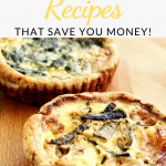 Egg recipes are an easy way to save money on family meals. Eggs are an inexpensive protein and can be cooked in so many ways. These egg dinner recipes are some of my family's favorites!