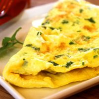 Egg recipes for dinner