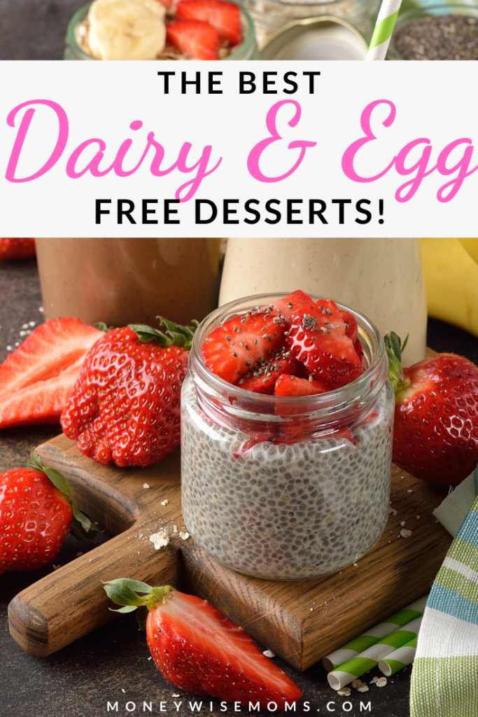 All of these delicious desserts have a few important things in common...they are both dairy and egg free desserts. That means that if you have special dietary needs chances are good you can enjoy these tasty treats!