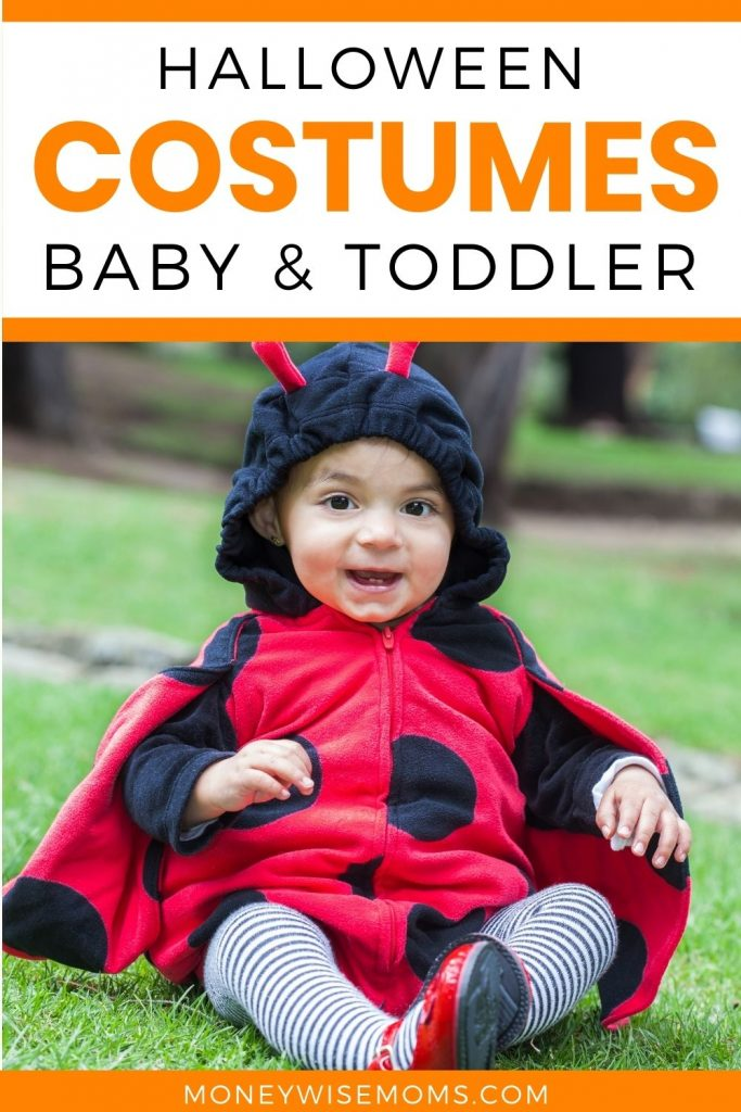 15 of the best baby halloween costumes - tips for baby and toddler costumes