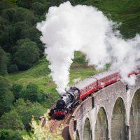 Hogwarts Train SQ